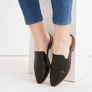 {Madewell} The Frances Loafer Mule Size 6